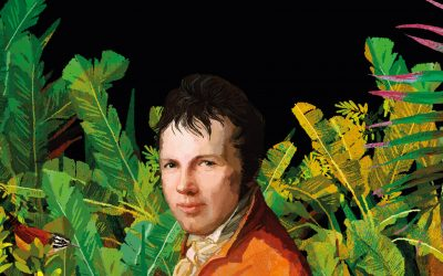 ALEXANDER VON HUMBOLT (14/09/1769 – 6/05/1859)