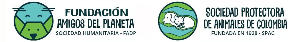 logos fundación amigos del planeta y SPAC