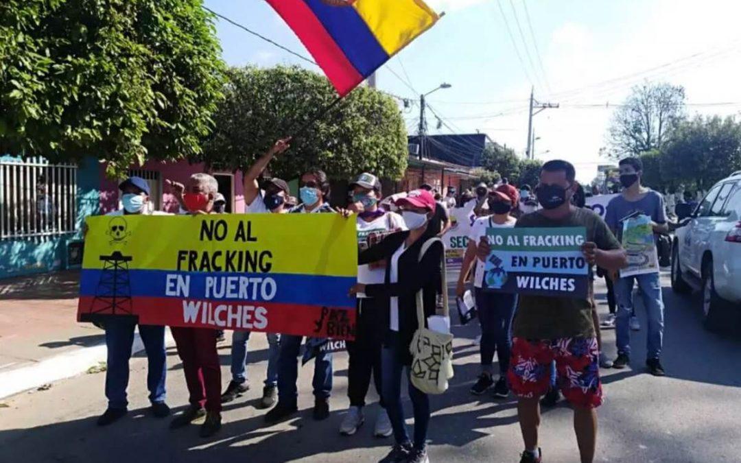 TOZUDEZ GUBERNAMENTAL – PILOTOS FRACKING